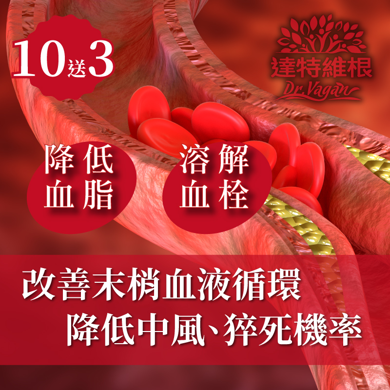 循速通健康膠囊(買10送3)